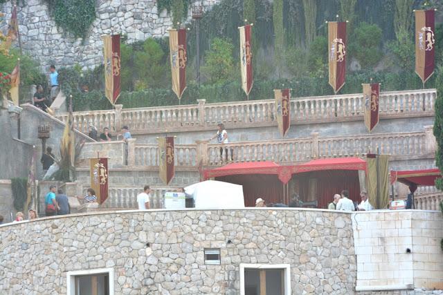 decorado hotel belvedere Juego de Tronos 4 - Juego de Tronos en los siete reinos