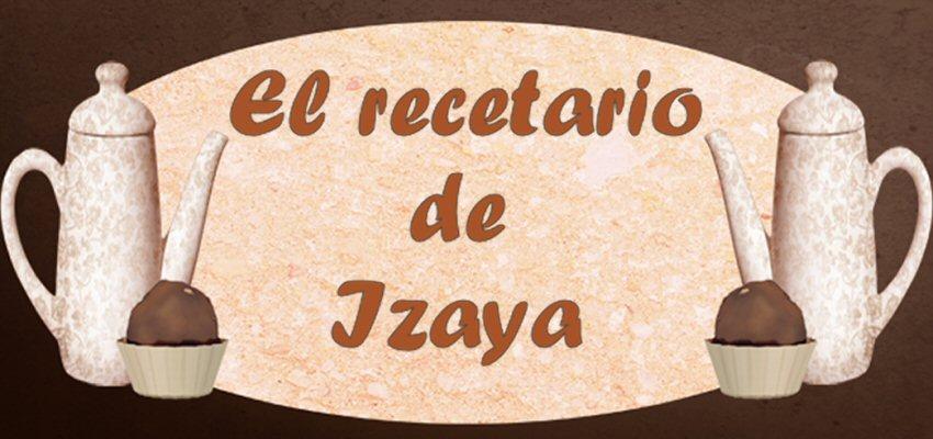 EL RECETARIO DE IZAYA