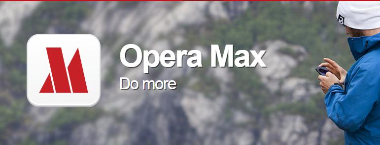 Cara Mudah Menghemat Kuota Data Android Dengan Aplikasi Opera Max