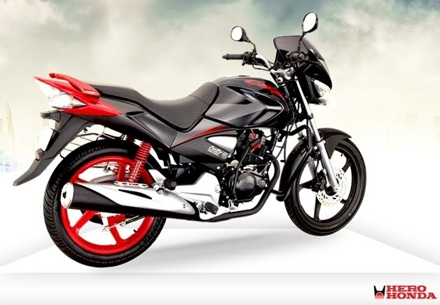 Hero Honda New CBZ X Treme