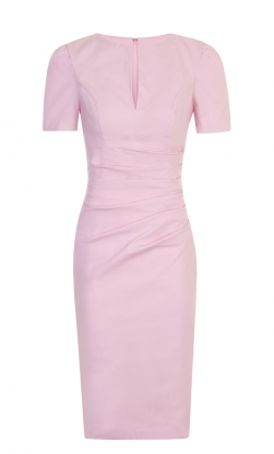 http://www.hybridfashion.com/dresses-c5/jiordana-pencil-dress-with-gathered-waist-baby-pink-p817