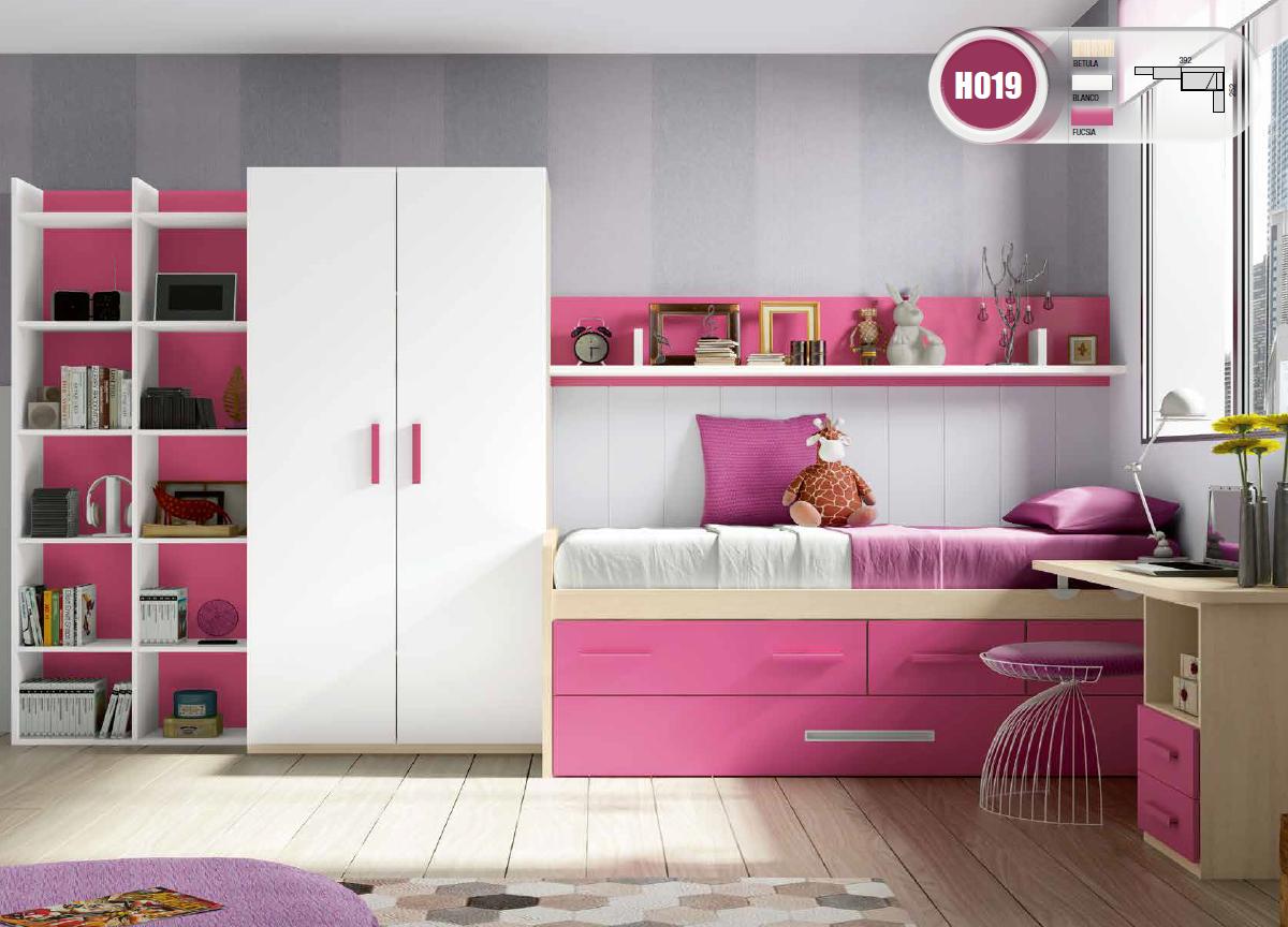 Dormitorios juveniles singul rea ideas decoraci n ig for Dormitorios juveniles online