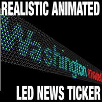 Q news ticker crackle