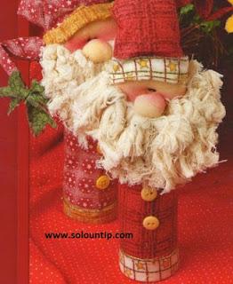 dulceros-navideños-botellas-yogur