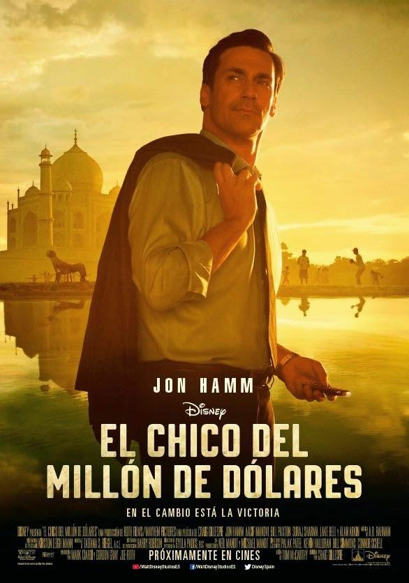 El chico del millón de dólares – DVDRIP LATINO
