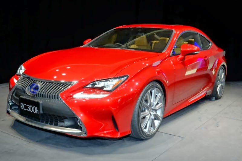 lexus rc sports coupe rc 350 and rc 300h review. Black Bedroom Furniture Sets. Home Design Ideas