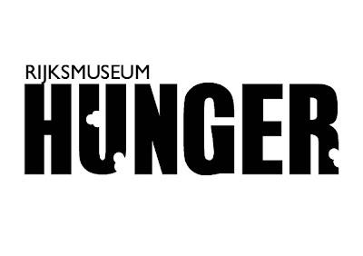 Rijksmuseum 'Hunger' logo