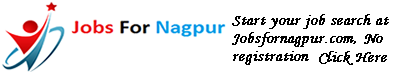 Jobs For Nagpur