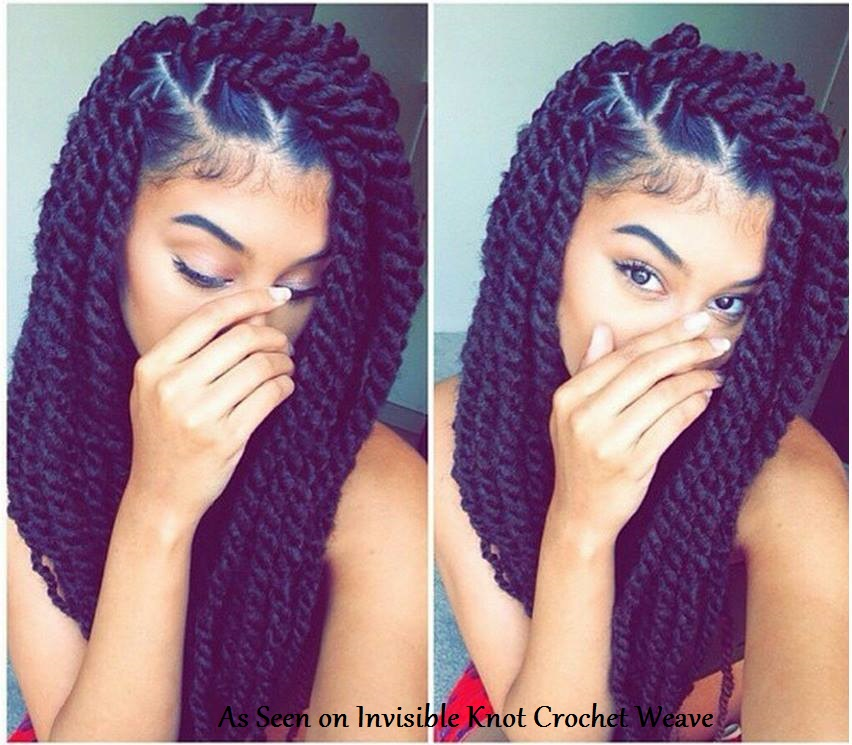 Crochet Individual Braids : Braided Innovations: Crochet Individual Braids vs. Traditional Braids ...