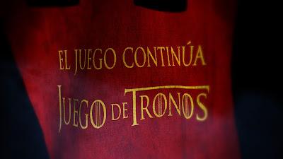 el juego continua logo canal+ - Juego de Tronos en los siete reinos