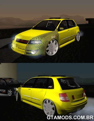 Fiat Stilo Whipz Edit