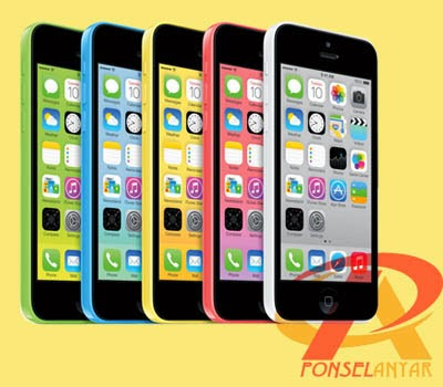 Harga Terbaru Apple iPhone 5S dan iPhone 5C