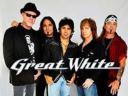 Great White con Jorge Salan en Madrid y Barcelona en octubre