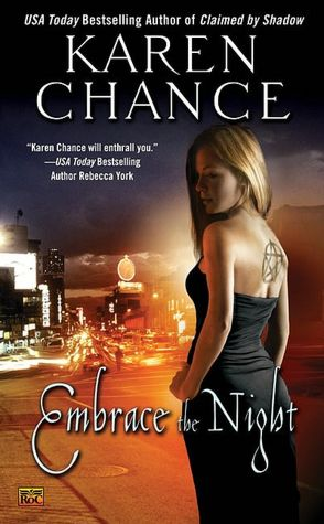 Karen Chance Embrace the Night