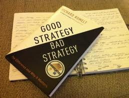"rumelt s criteria A rumelt perpsective on good strategy 1 good strategy by dr michael mcdermott mcdermottm1@nkuedu 2 ""a hallmark of true expertise and insight is making a complex subject understandable"" client to consultant: ""so i am paying you to ask me questions"" consultant to client: ""absolutely."