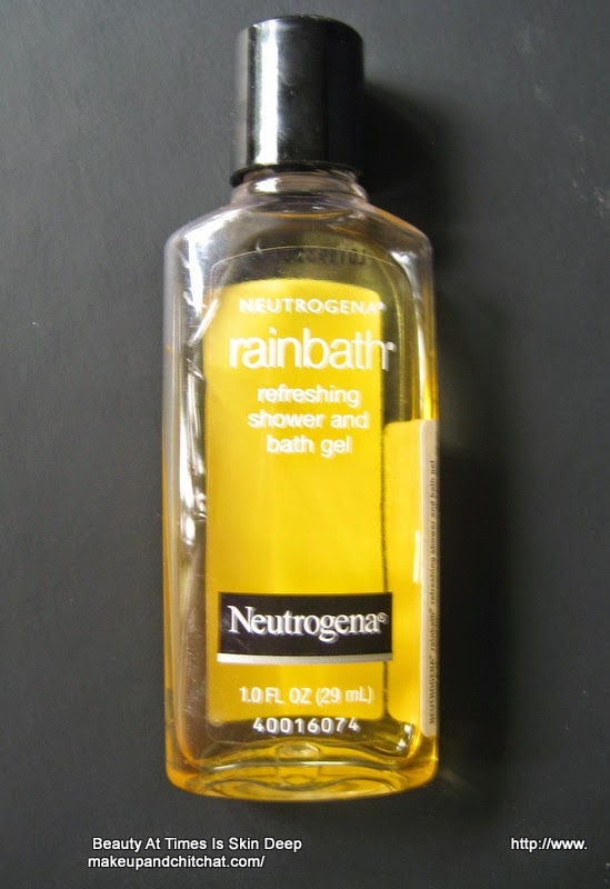 Review of Neutrogena Shower gel India