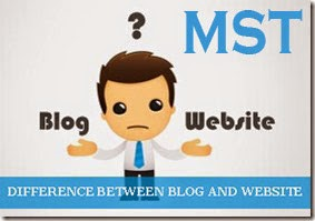 different blog and website