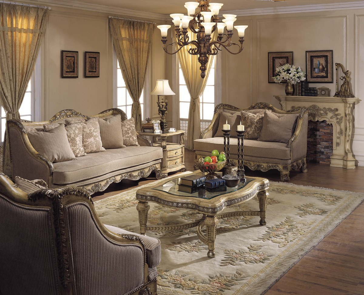 Amazing High End Living Room Sets