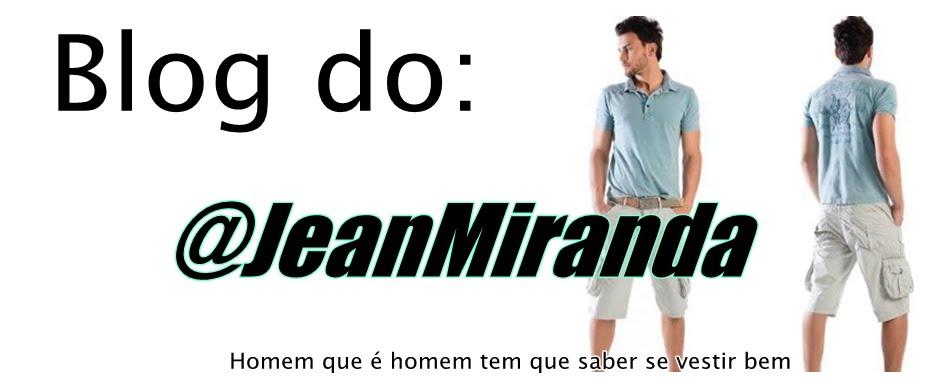 Blog do @JeanMiranda