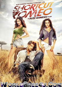 Poster Of Hindi Movie Shortcut Romeo (2013) Free Download Full New Hindi Movie Watch Online At worldfree4u.com