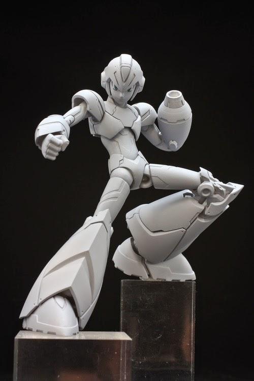 Mega Man X - Prototipo