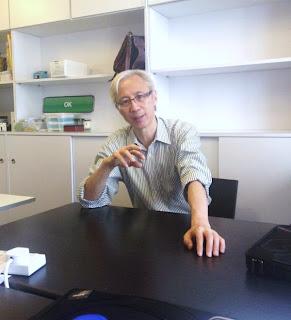 Mentor Visit – Bernard Suen