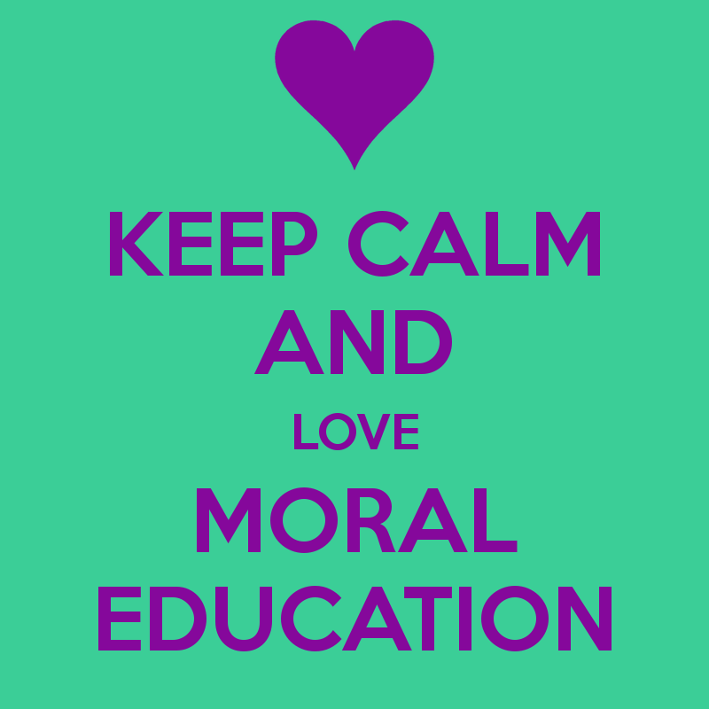 moral values of education Volume no: 2 (2015), issue no: 6 (june) june 2015 wwwijmetmrcom page 1 issn no: 2348-4845 international journal & magazine of engineering, technology, management.