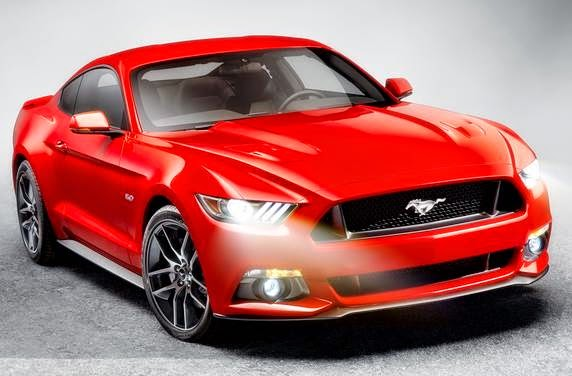 2015 Ford Mustang GT Premium Convertible Price Tag