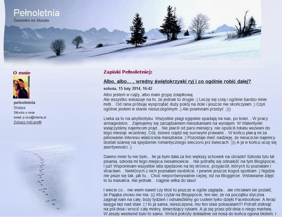 http://pelnoletnia.blog.interia.pl/