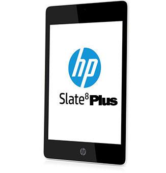 HP Siapkan Slate 8 Plus