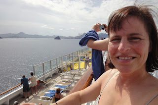 Hafeneinfahrt Mindelo