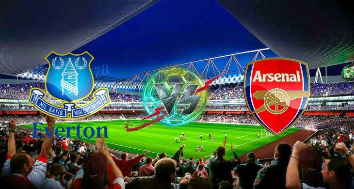 Prediksi Bola Everton vs Arsenal 23 Agustus 2014