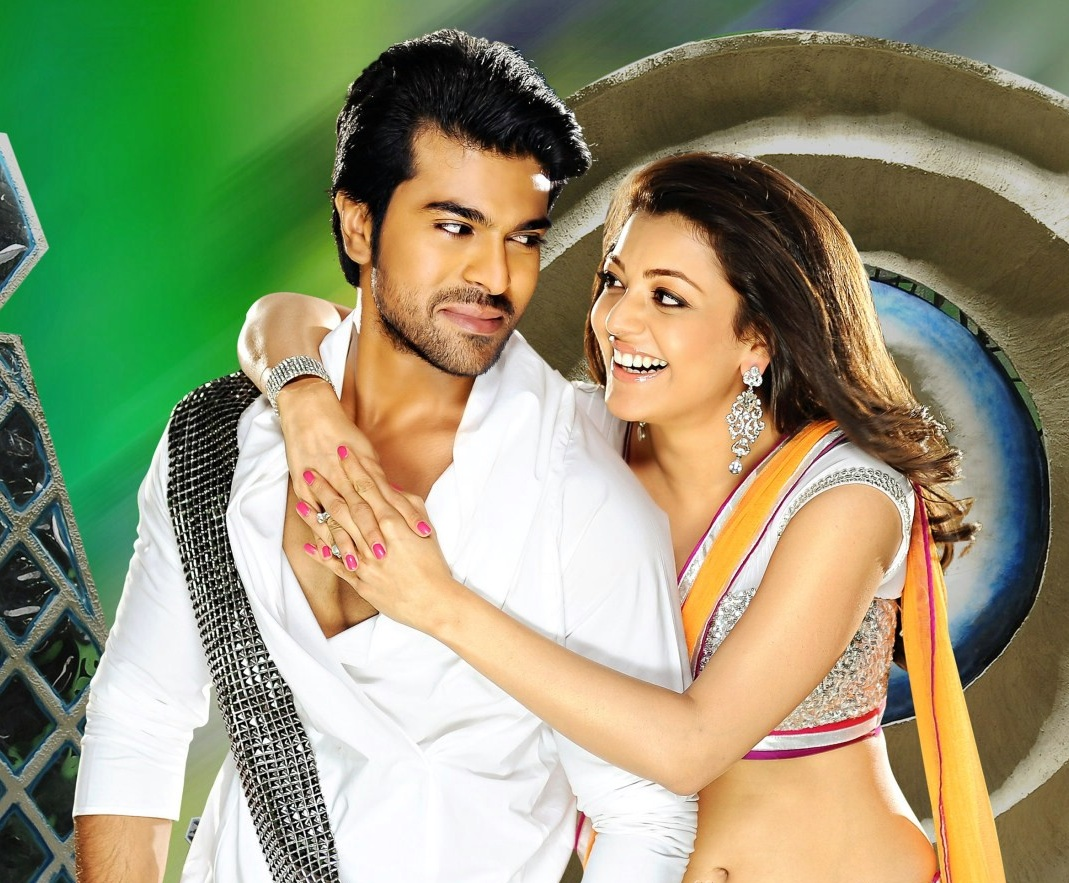kajal agarwal and ram charan teja wallpaper download | every couples