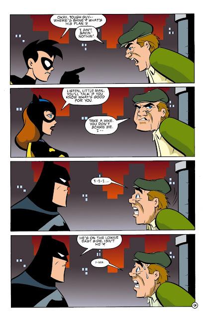true love, Gotham style