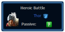 Hercules vs Thor Heroic Battle