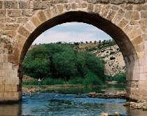 Sabun Bridge near Houri Citadel