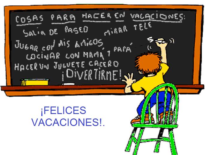 Cuartosabc329: Felices vacaciones de julio!!