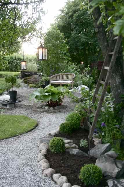 Along The Lines Of What The Old Water Garden Can Look Like, Transformed  Into A Rock Garden In The Back Yard... See More Of This Beautiful Garden At  ...