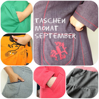 Taschen-Monat-September/Oktober