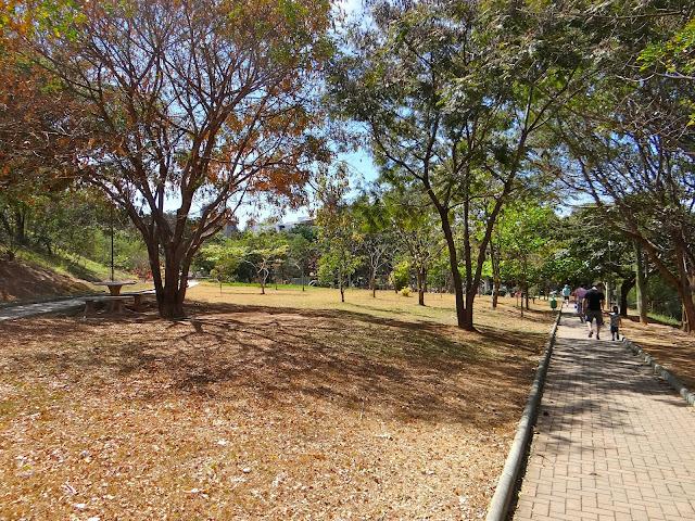 Dica em BH: Parque Ecológico Renato Azeredo