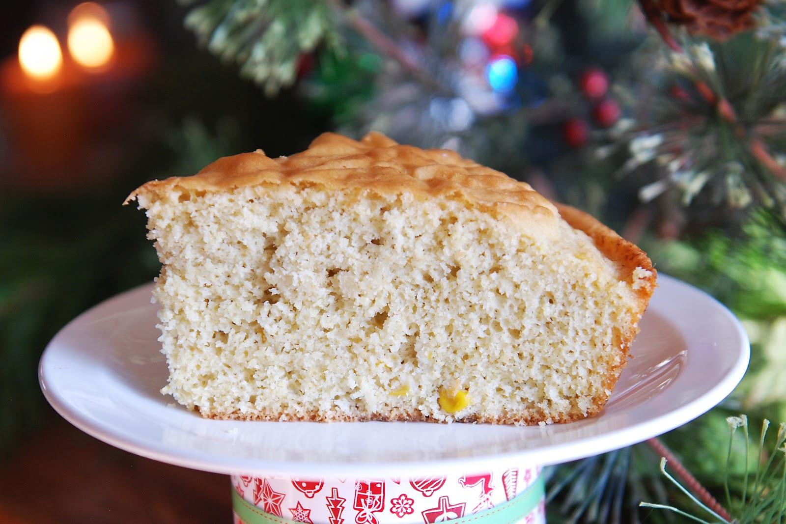 Simply Gourmet: 256. Gluten Free Cornbread