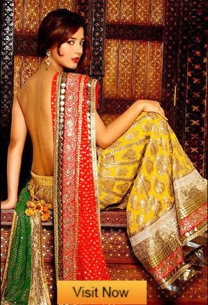 One Stop Shop For Lehengas