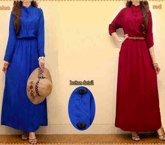 Maxi Dress Rayon Bangkok