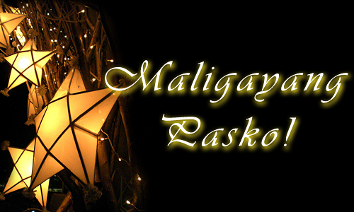 Maligayang Pasko, Parol, Merry Christmas, Happy Holidays, Christmas, Joy, love, fun, Christmas season, logo, happy, Season Greetings