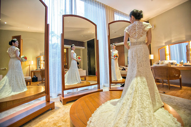Capella Hotel Singapore wedding review