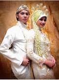 gaun nikah muslimah
