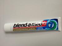 Zahnpasta Tube Frische