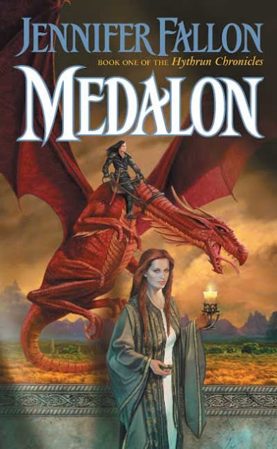 Medalon (Hythrun Chronicles: Demon Child Trilogy: Book 1)