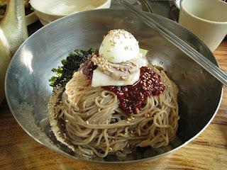 Makanan Khas di Korea Saat Musim Panas