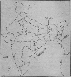 Federalism - Class 10 CBSE Political Science - NCERT Solutions of Chapter 2, Democratic Politics II (Q. 1)